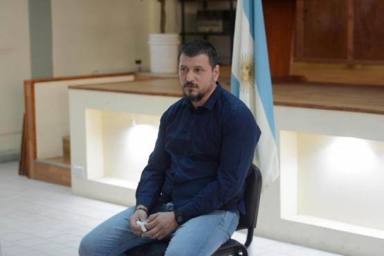 El presidente de Vialidad, Mauricio Gomez Bull.