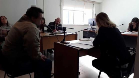 Audiencia judicial.