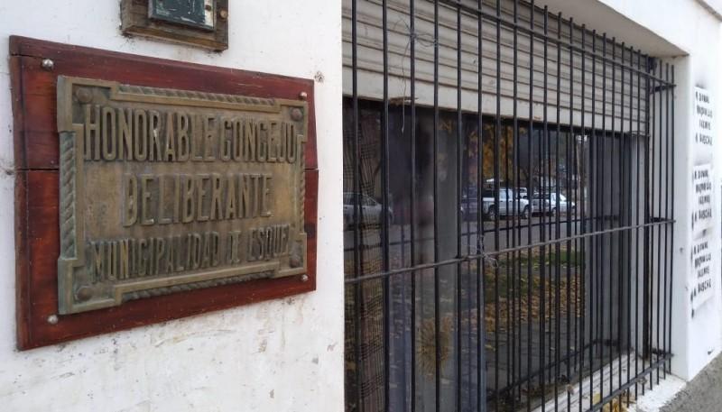 Concejo Deliberante de Esquel.