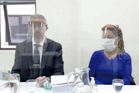 Imputado por abuso sexual siguió el juicio por videoconferencia