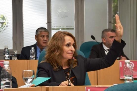 Nadia Ricci.