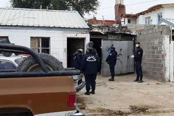 Policía secuestró un vehículo, balas y carne de guanaco destinadas al comercio ilegal