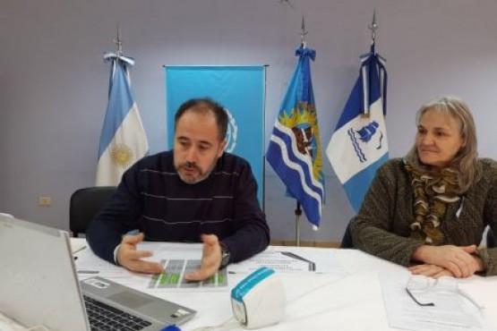 Se profundiza el trabajo de políticas deportivas con los Municipios y Comisiones de Fomento