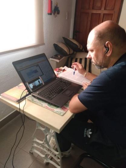 """Más de 4200 docentes se capacitan sobre el uso de """"Herramientas Digitales"""""""