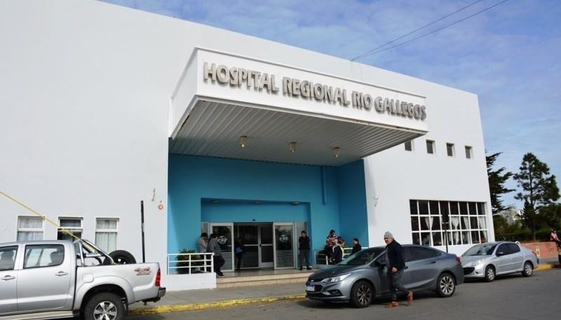 Hospital Regional de Río Gallegos.