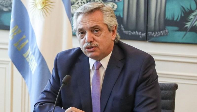 Alberto analiza extender la cuarentena obligatoria hasta el 8 de junio