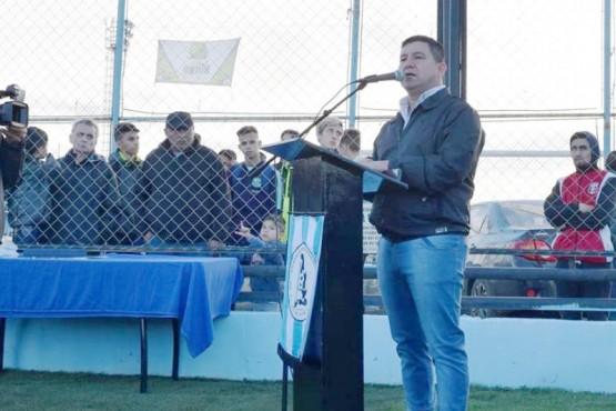 Valdez dio su parecer sobre el futuro de la liga en la radio.