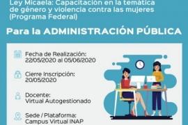 Inician capacitaciones para la administración pública