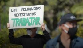 "Se viene la ""Marcha de las Tijeras 2"""