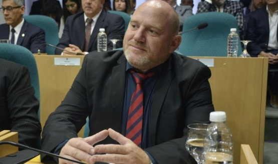 Legislador provincial.