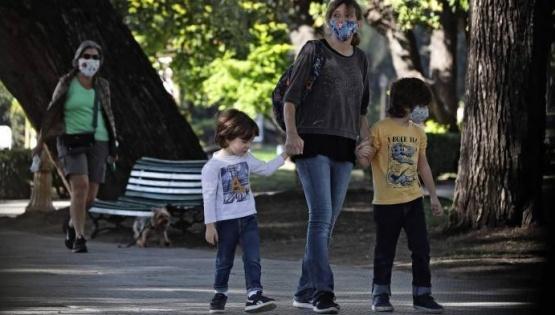 El día con mayor cantidad de nuevos contagios en Argentina