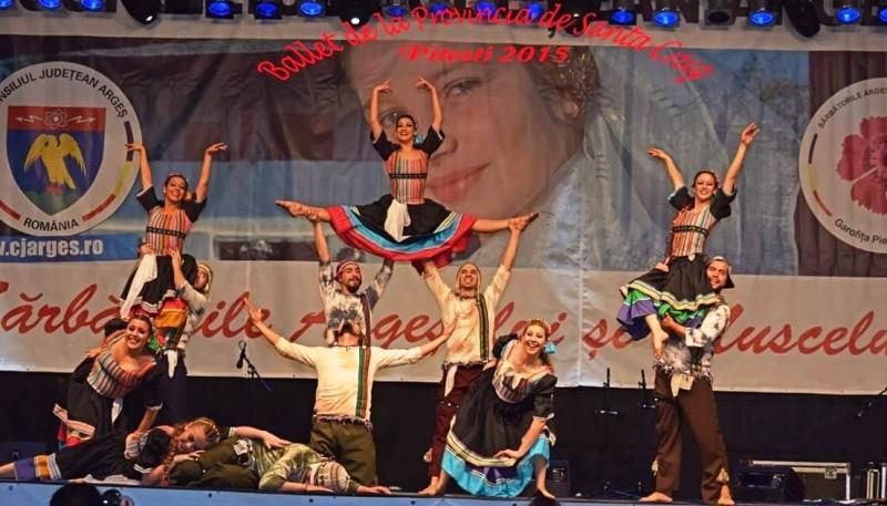 Ballet Internacional Santa Cruz
