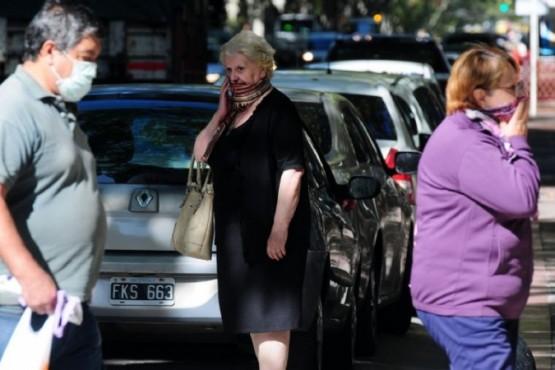 En Mendoza, con 89 casos hasta ayer, habilitarán reuniones familiares. (Foto Mdzol.com)