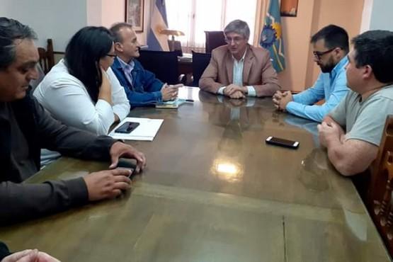 ATE Esquel solicitó al Municipio que se garantice el pago de salarios