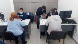 Se atendieron a 500 beneficiarios en la UDAI DE Río Gallegos