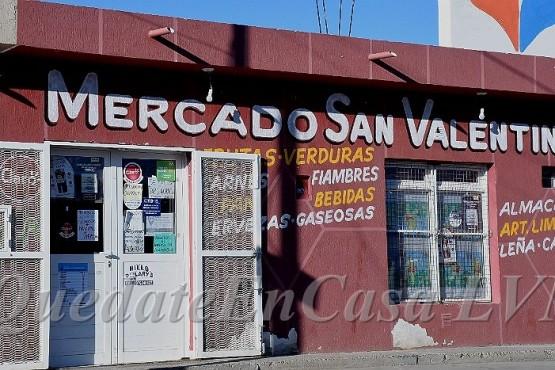 Local que fue blanco de los delincuentes. (Foto: La Vanguardia Noticias)