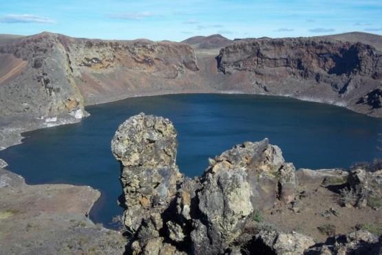 Reserva Geológica Laguna Azul