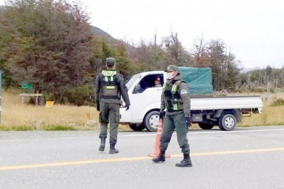 Fue descartado el caso de un gendarme con Covid-19 en Tolhuin