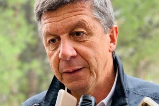 El diputado nacional de Chubut Gustavo Menna (UCR-Juntos por el Cambio).