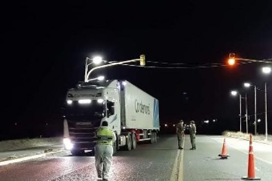 Biss confirmó que continuarán los controles en las rutas 7 y 25