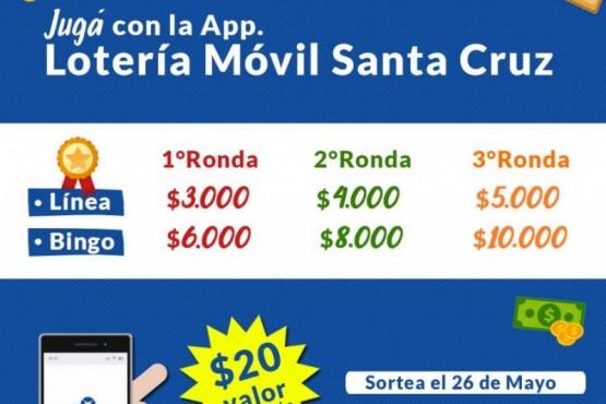 El próximo martes sortea el Bingo Móvil y ya se puede jugar desde el celular