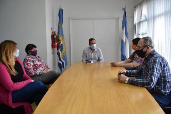 Autoridades de Salud concretaron reunión para crear espacios de trabajo