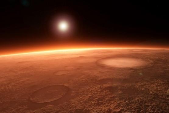 Fotos inéditas de Marte: desde una ardilla hasta una cuchara