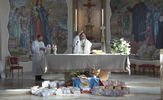 Canal 9 transmitirá la misa del Domingo