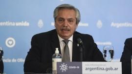 "Fernández afirmó que aislamiento ""durará lo que tenga que durar"""