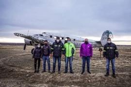 Reacondicionaran los aeródromos de Piedrabuena y Puerto Santa Cruz