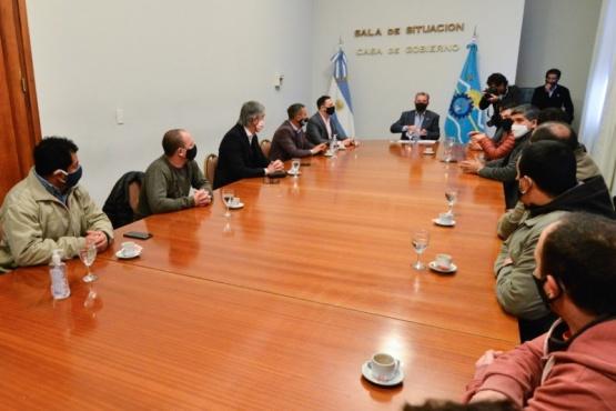 Sedamil: Maderna gestionó encuentro entre los trabajadores y Arcioni