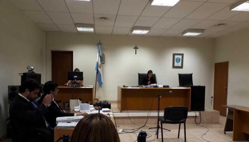 Audiencia preliminar por dos hechos contra la propiedad