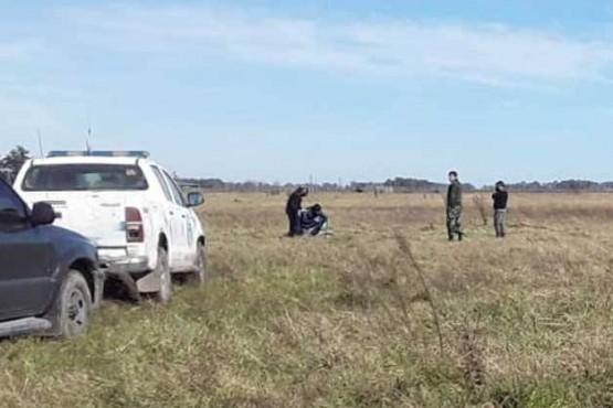 Un hombre mató a un chico que entró a su campo a cazar con sus amigos