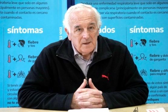 Ministerio de Salud y Ambiente, Juan Carlos Nadalich.