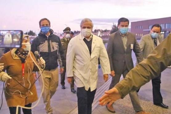 Magallanes superó el millar de contagiados por Covid en dos meses