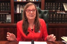 Alicia firmó el Decreto 581/20 que extiende el aislamiento