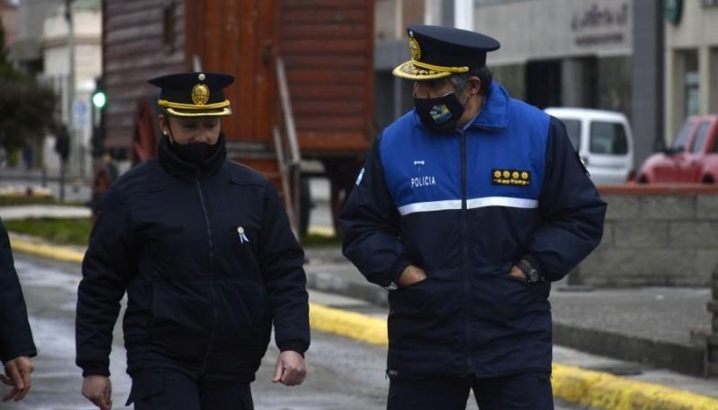 José Luis Cortés, Jefe de la Policía de Santa Cruz