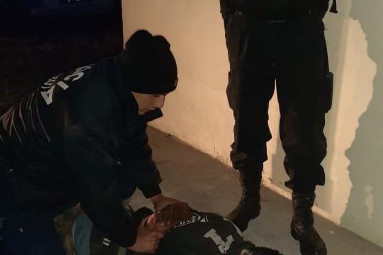 Detuvieron a un hombre de nacionalidad colombiana por tentativa de homicidio