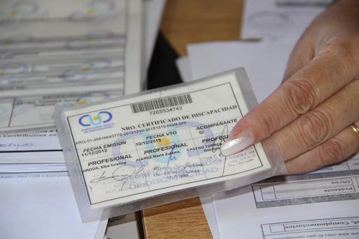 Unifican las certificaciones de discapacidad a nivel nacional