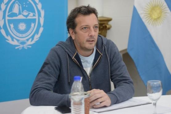 Ministro Ignacio Perincioli.