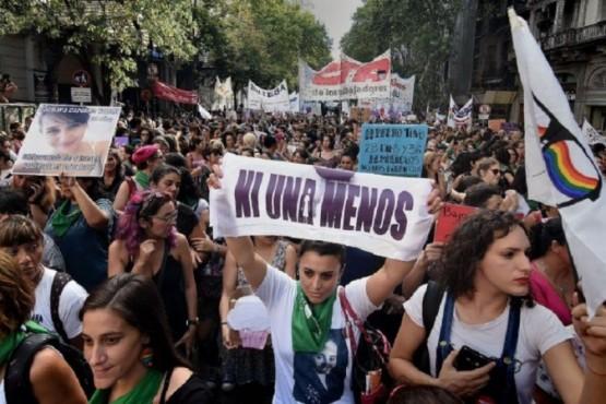 Hubo 55 femicidios durante la cuarentena en nuestro país