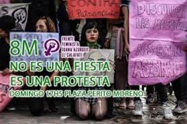 Movimientos de mujeres exigen explicación del juez por la liberación de un presunto violador