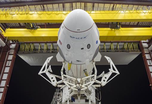 EE.UU. a punto de volver al espacio con el histórico lanzamiento de SpaceX