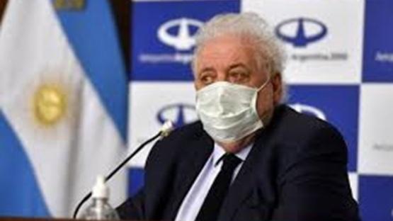 El ministro Ginés, internado en el Otamendi
