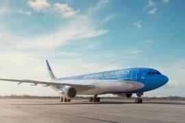 Aerolíneas Argentinas presentó el protocolo sanitario para reanudar sus vuelos