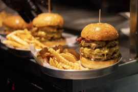 28 de mayo: Se celebra hoy el Día Internacional de la hamburguesa