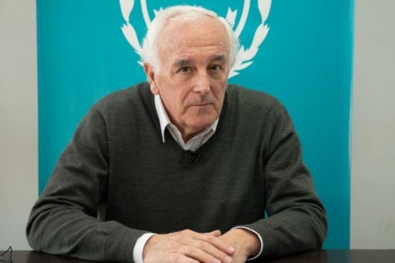 Ministro de Salud, Juan Carlos Nadalich.