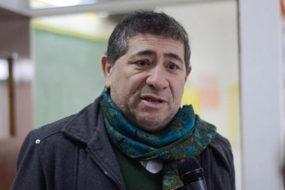 Ismael Enrique, Vicepresidente del CPE.