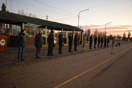 El Gobierno presente en el 210 Aniversario del Ejército Argentino