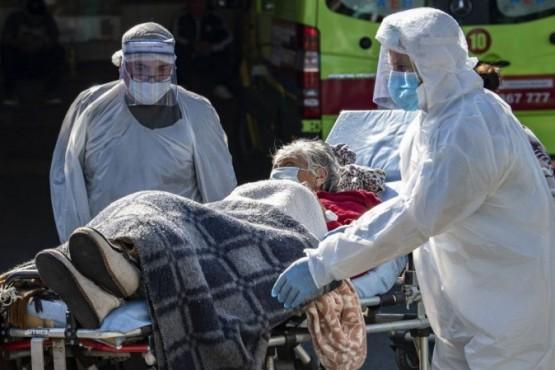 Chile: 54 fallecidos en las últimas 24 horas